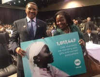 AU Summit: leaders say yes to our call for women's empowerment!